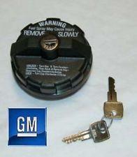 75-81 C3 Corvette Original Locking Vented Gas Fuel Filler Cap  NEW GM    147