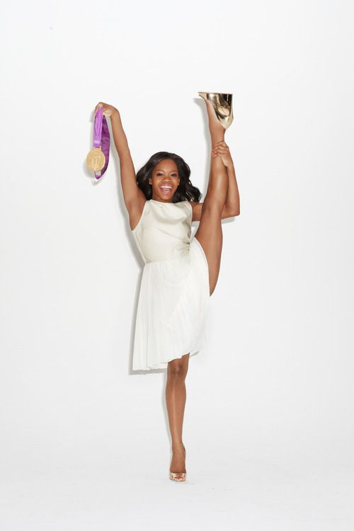 francestulkhartphotography:    Gabby Douglas for Glamour magazine, December 2012