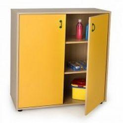 Mueble escolar intermedio armario 3 estantes mobiliario for Mueble 3 estantes