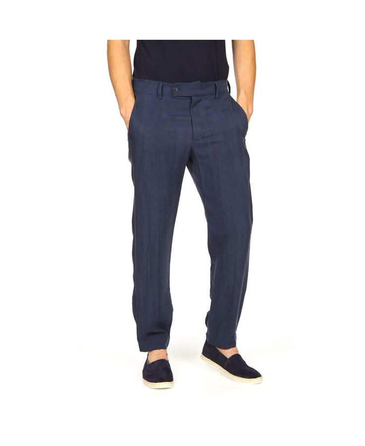 Pantaloni uomo GIORGIO ARMANI 3171 Blu - titalola.com
