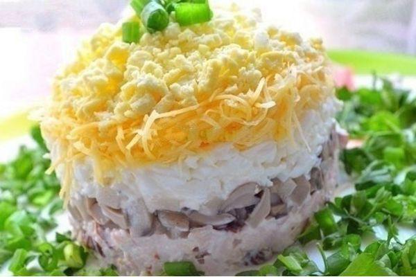 Salad «Yellow»