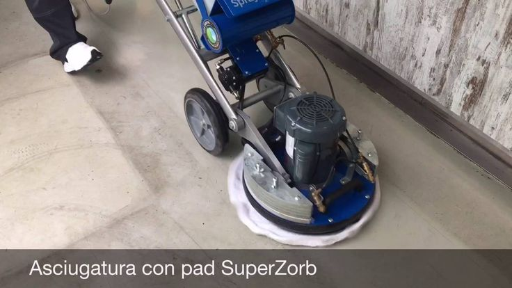 SprayBorg™ di Orbot la macchina che ti permette di sostituire monospazzola, aspiraliquidi, lavamoquette e planetaria, semplificando le attività di pulizia, i...