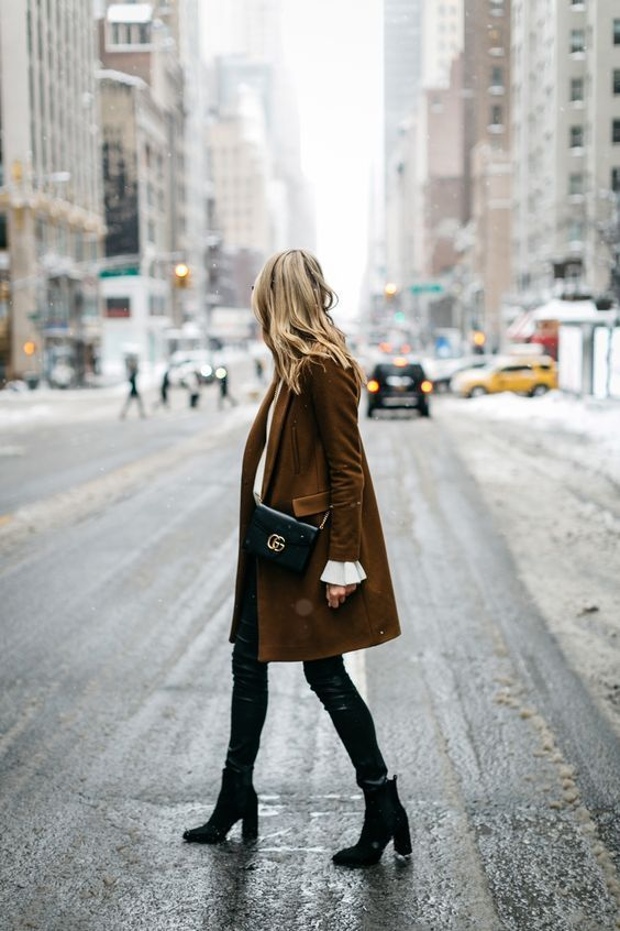 27 Women Winter Outfits That Will Make Him Want You