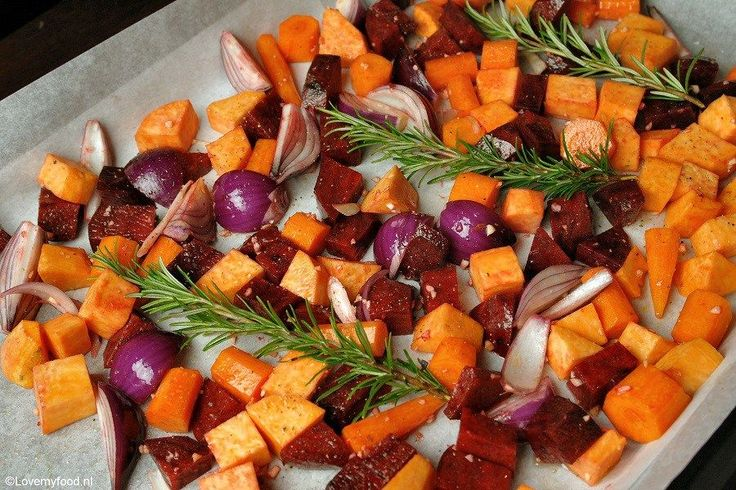 Winterse groenten uit de oven 3