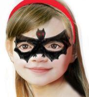 Maquillage de chauve-souris
