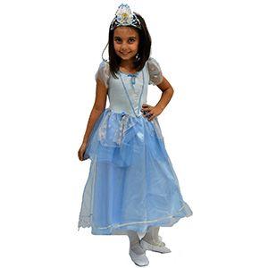 Cinderella Kız Çocuk Kostüm 3-4 Yaş, doğum günü kostümleri 3 yaş