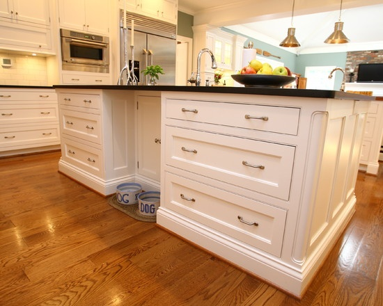 Kitchen Pet Feeding Station Design, Pictures, Remodel, Decor And Ideas    Page 3