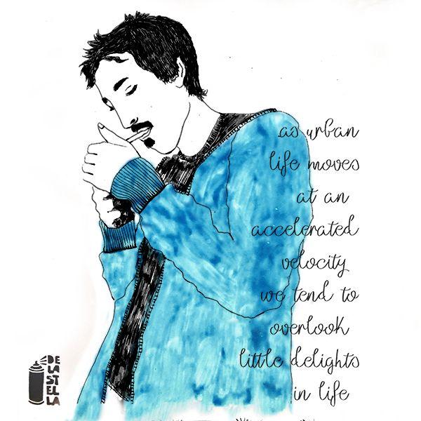 Breather #illustration #delastella