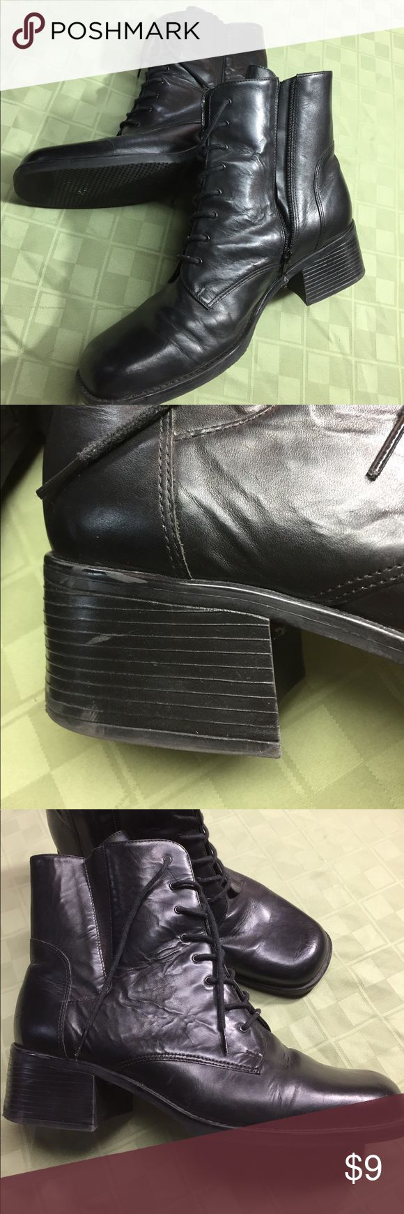 excellent condition ankle boots Excellent condition not been worn a lot Boston accent Shoes Ankle Boots & Booties