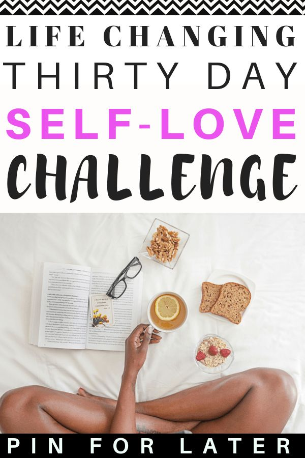 The Ultimate 30 Day Self-Love ChallengeRadical Transformation Project-Depression, Anxiety, Mental Health & Personal Development