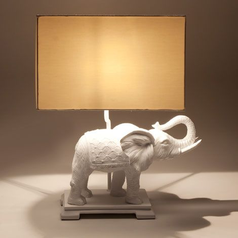 Elephant Lamp | ZARA HOME
