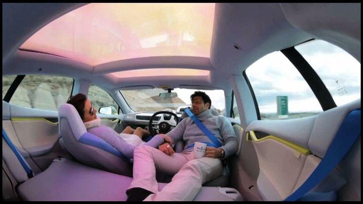Seu carro do futuro será uma casa sobre rodas