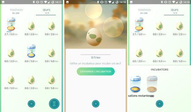 Pokémon GO améliore son système d'incubateur d'œufs - http://www.frandroid.com/android/applications/jeux-android-applications/382499_pokemon-go-ameliore-systeme-dincubateur-doeufs  #ApplicationsAndroid, #Jeux