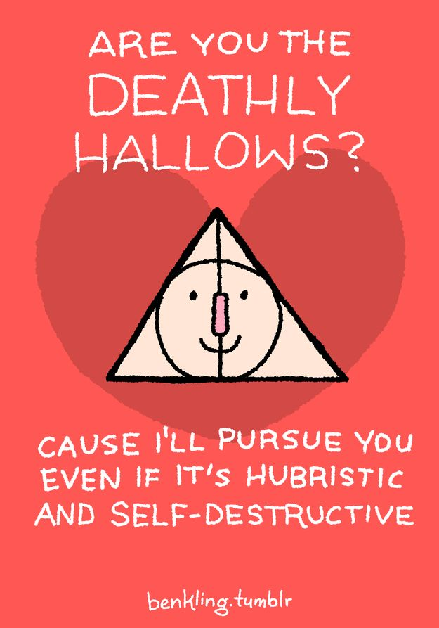 """12 Magical Valentines That Will Make Any """"Harry Potter"""" Fan Swoon"""