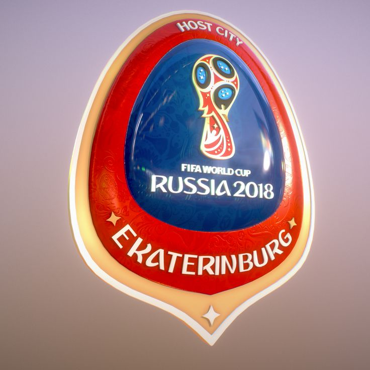 Ekaterinburg City World Cup Russia 2018 Symbol 3D Model- Ekaterinburg City World Cup Russia 2018 Symbol  All 3d file format included: 3dsMax2016, Maya2016, OBJ, FBX file. 2x4K texture size.   Official symbol World Cup Russia 2018 host city !!!!!!!, a beautiful 3D model of the corporate style of the championship. Ready for use in graphics and video presentations, also for making souvenirs and gifts. Includes all the 3d formats, textures, materials. Rate and leave comments. Thank you…