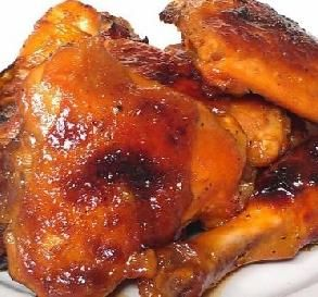 *** FAVORITE - Loved IT !! Even my picky eaters liked it - SOOOOO Easy - Caramelized Baked Chicken