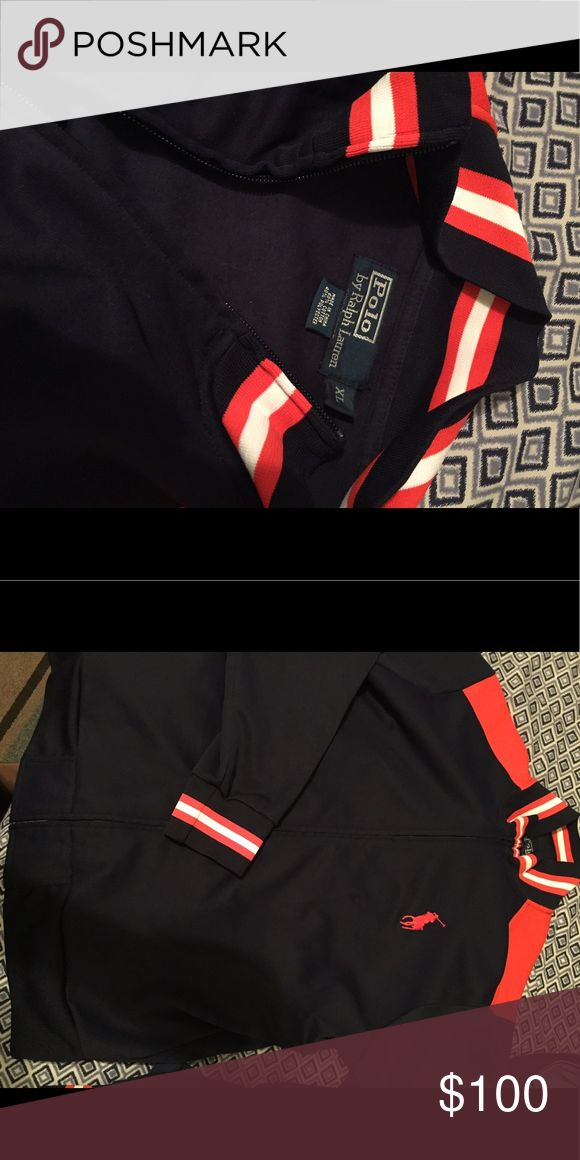 Polo Jacket by Ralph Lauren Very good condition athletic jacket Polo by Ralph Lauren Jackets & Coats Performance Jackets