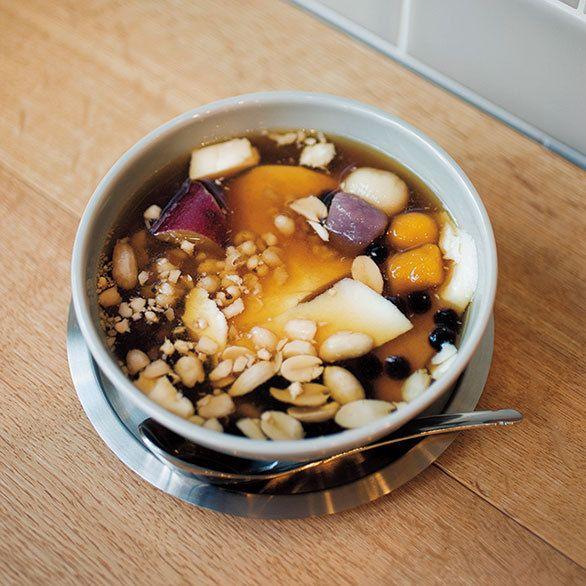 甘いスープと滋味深い豆腐の出会い 台湾の伝統甘味「豆花」を東京で! |東京にいながら世界一周! デザートで楽しむ各国旅行|東京豆花工房 (トウキョウマメハナコウボウ)