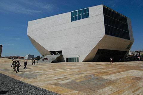 Рем Колхас. Дом музыки Casa da Musica Porto в Порту – фото, отзывы, цены. Полезная информация об Дом музыки Часа да Мусика Порто в Порту на traveltipz