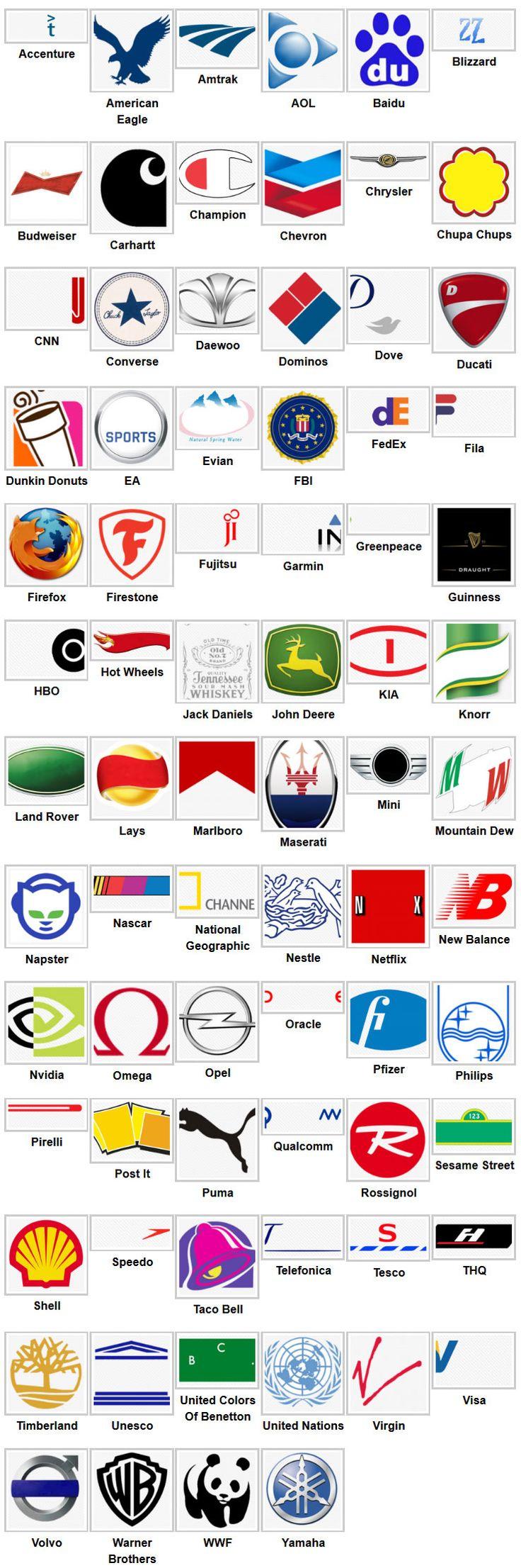 Logos quiz level 3