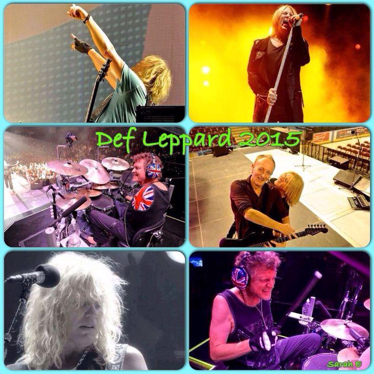 193 best Def Leppard images on Pinterest   Def leppard, Rock bands ...