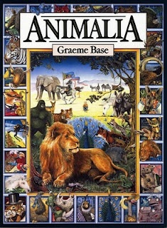 Animalia by Graeme Base... Lesson plan! Such an awesome book for therapy! Artic and language uses galore!