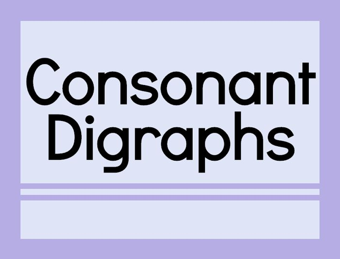 SH! Also CH-PH-QU-TH-WH and WR 🙂 Here are 9 sets of word cards for practicing consonant digraphs.Help your students achieve the next level of reading skills by teaching them these common letter pairs after they've mastered single letter sounds! What is a digraph? A digraph is a combination of two letters that spell one sound. …