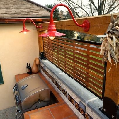 Patio privacy screen Design Ideas, Pictures, Remodel and Decor