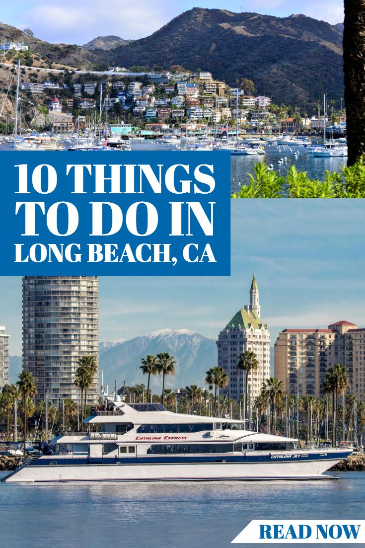 Long Beach Is A Socal Gem Packed With Family Fun When You Think Of A Family Vacation In Southern California Long Beach California Beach Activities Long Beach