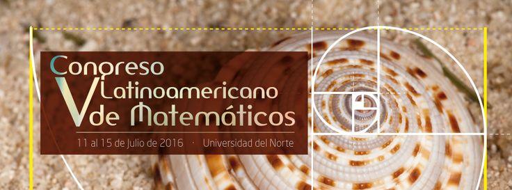 Grupo de Álgebra e Teoria dos Números - IME/UFG: V CLAM - Congresso Latino Americano de Matemáticos...