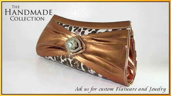 www.hindicraft.in  Online Web stor For purchase of handmade Steel Cutlery ,Fashion Jewelery & Women Handbags Item on discounted Price. Discount available on first come basis....