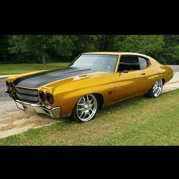 Best Chevelle Malibu Images On Pinterest Chevrolet