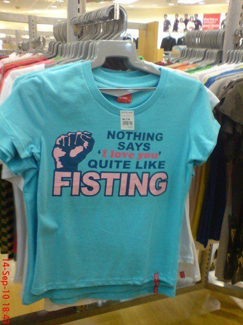 "Walmart? I think you meant ""Fist Bump""..."