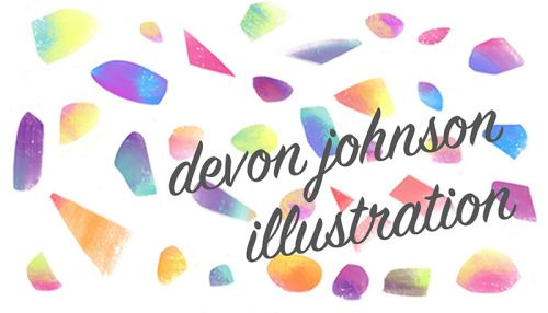 blog! - Devon Johnson Illustration
