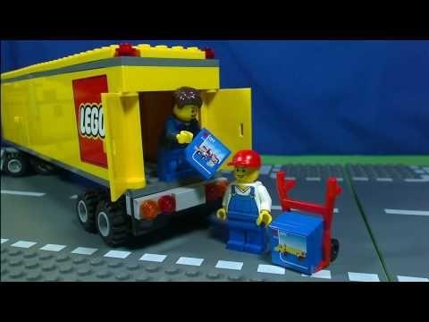 LEGO CITY TRUCK 3221