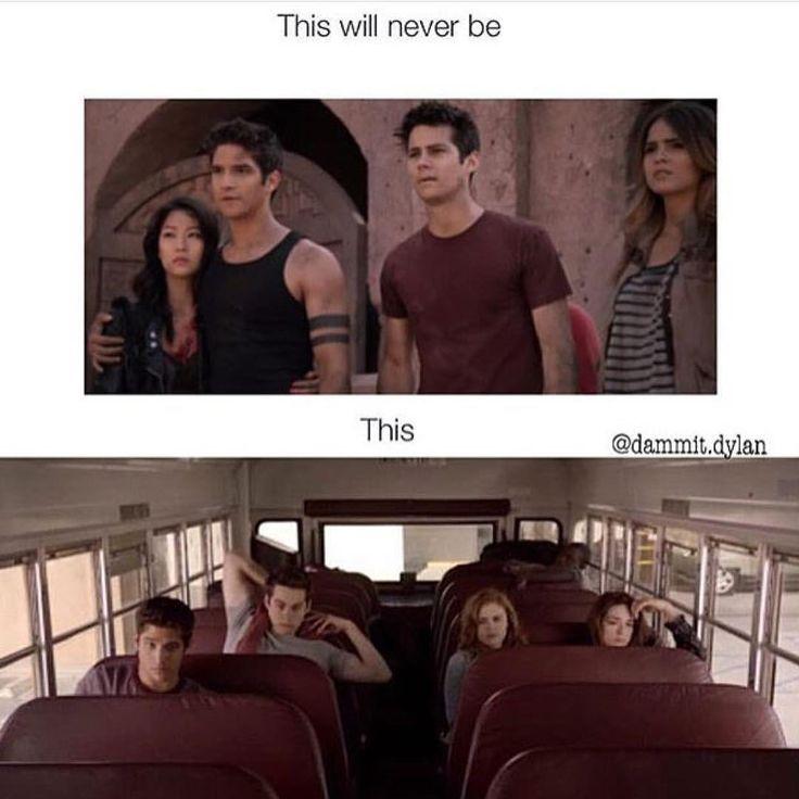 Ich bin auch der Meinung, dass sich Teen Wolf verändert hat, aber es ist trotzdem cool. : )