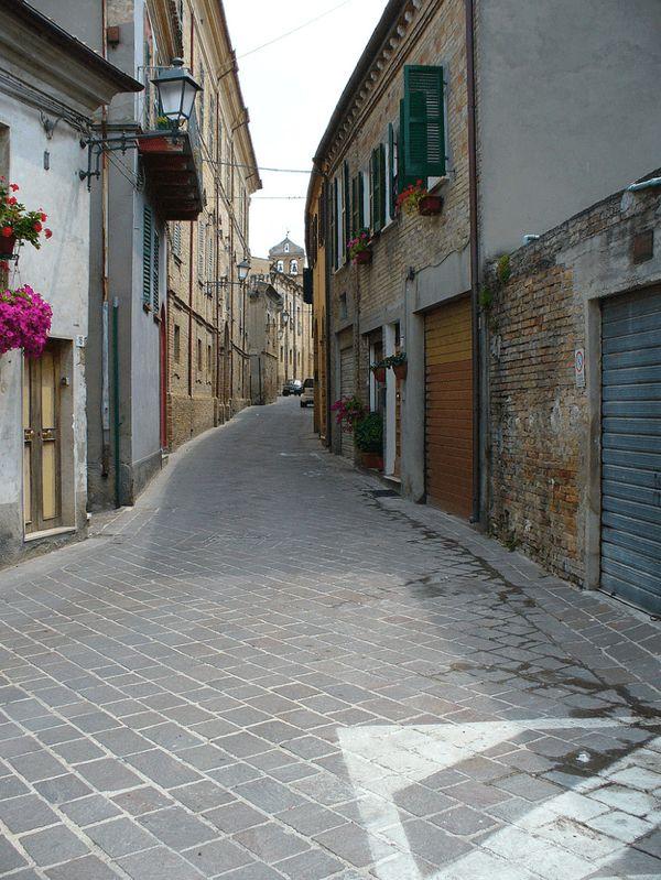 Enchanting Alleys