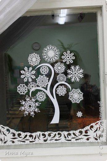 Зимние окна фото 1