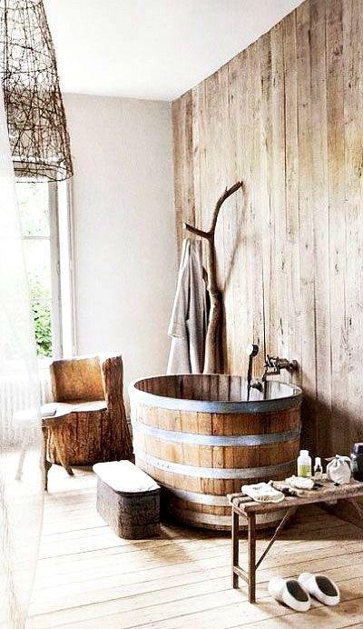 best 25+ wooden bathtub ideas on pinterest | wood bathtub, asian