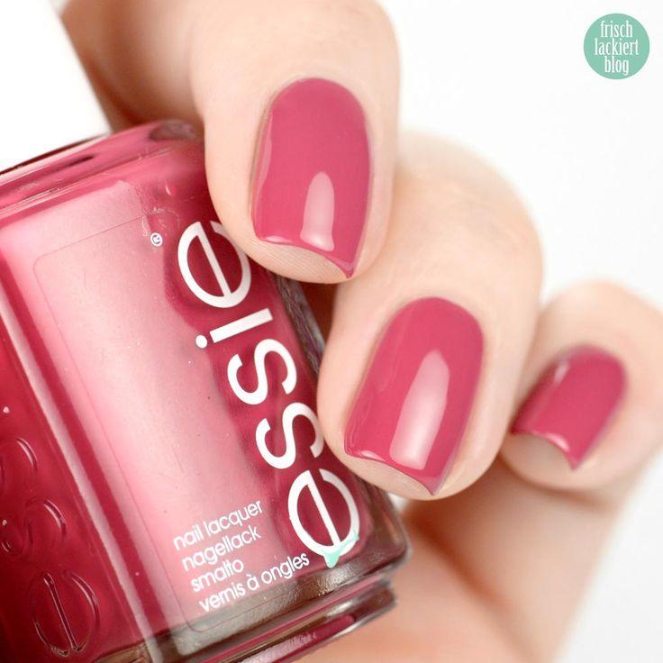 Essie Mrs. Always Right Swatch – Nagellack frischlackiert.de
