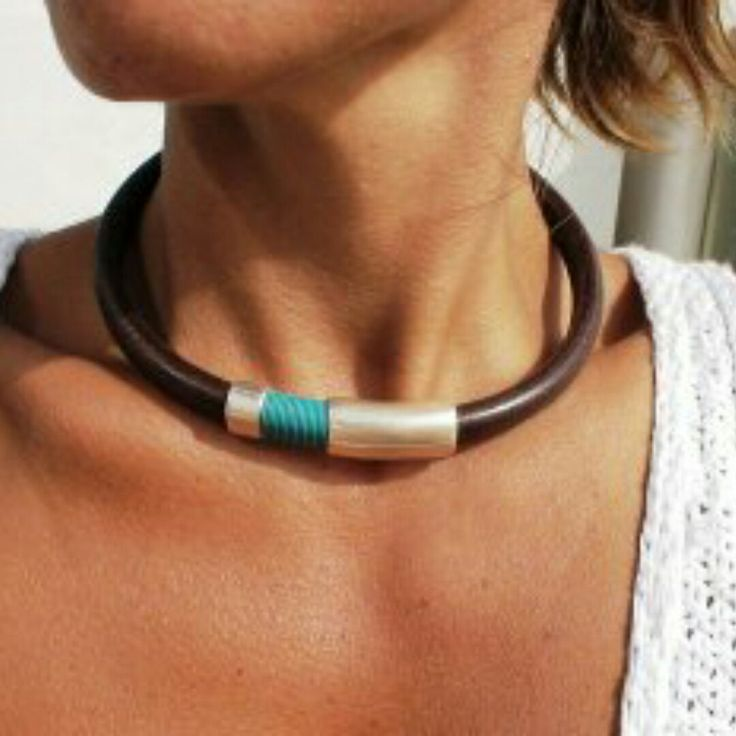 Women necklaces,  necklaces by kekugi,  leather necklace