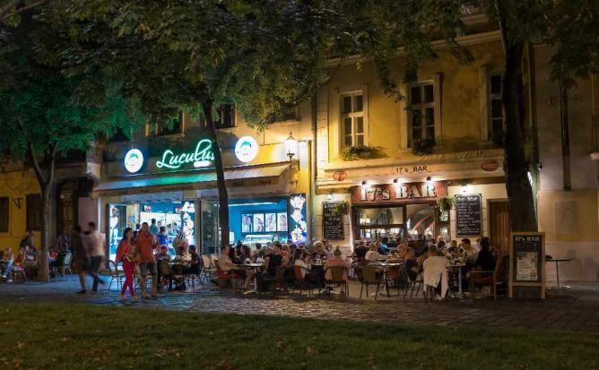 Bratislava nightlife | © Alexander Russy/Flickr