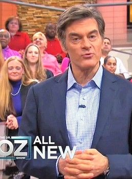Dr. Oz discusses fibroids and Jorge Cruise's carb cycling diet for weight loss