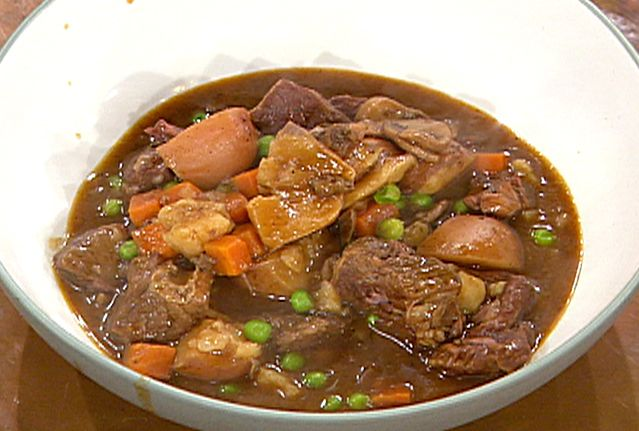 Made this beef stew last night and it was great.  (skip the allspice)  Husband ate 3 bowls, little piggy!!!