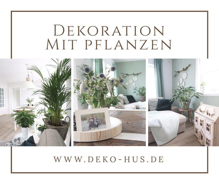 Wohnzimmer Deko Pflanzen: Urban Jungle: Pflanzen Als Deko