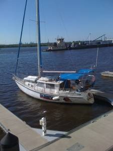 Maybe a good cruising boat?   Allmand 35 Pilothouse boat - $25000 (New Iberia)  Date: 2012-01-05, 11:02PM CST  Reply to: sale-t8ttk-2785749802@craigslist.org [Errors when replying to ads?]  1982 Allmand pilothouse sailboat. a great cuising/liveaboard yacht