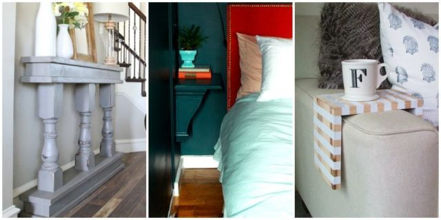10 Ways to Squeeze Furniture Into Small Spaces - GoodHousekeeping.com