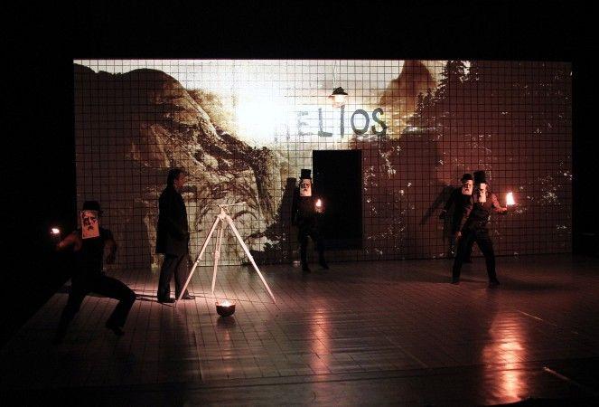 Human Locomotion - Národní divadlo