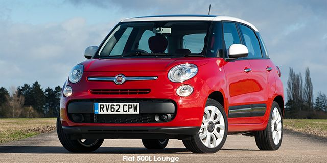 Fiat 500L 1.6 Multijet Lounge  price : R287,990.00
