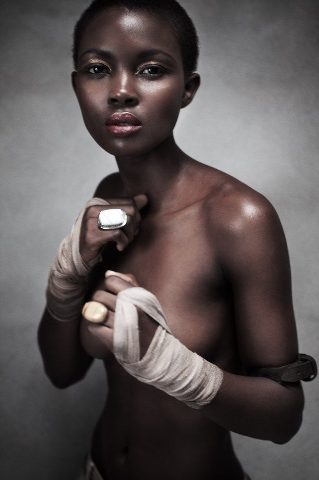 "crystal-black-babes: ""Aliane Uwimana Gatabazi - Skinny Nude Model - Gorgeous Skinny Black Women Galleries:  Aliane Uwimana Gatabazi 